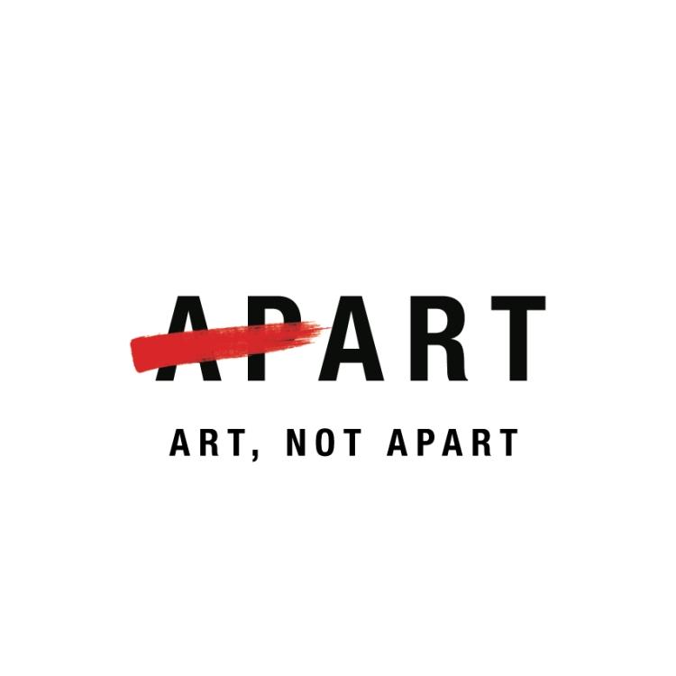 Art Not Apart logo