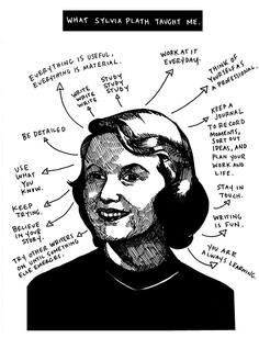 What Sylvia Plath taught me