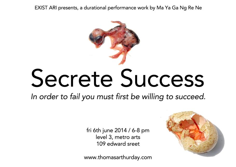 Secrete Success
